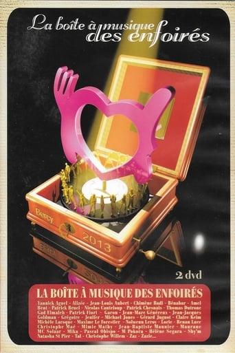Poster of Les Enfoirés 2013 - La Boîte à Musique des Enfoirés