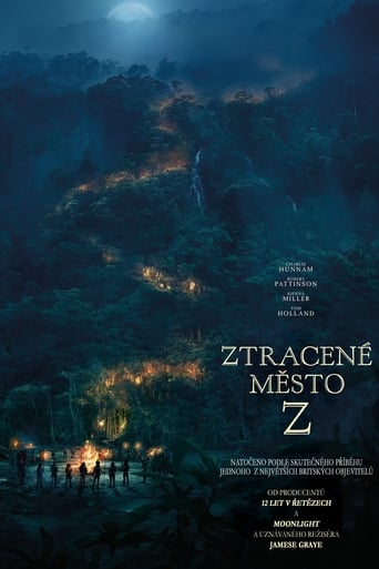 Poster of Ztracené město Z