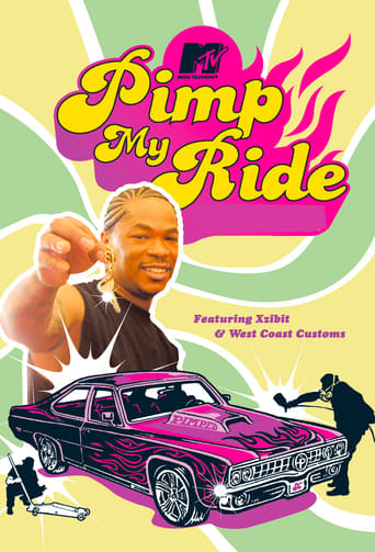 Poster of Pimp My Ride