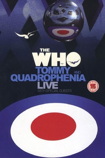 The Who: Tommy and Quadrophenia Live