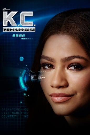 Poster of K.C. Undercover