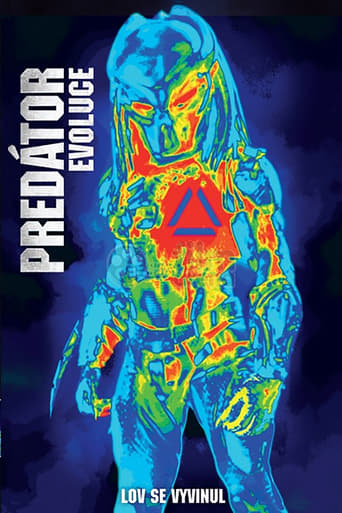 Poster of Predátor: Evoluce