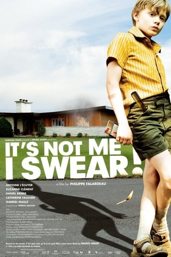 Poster of It's Not Me, I Swear!