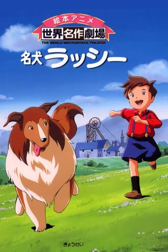 Poster of Famous Dog Lassie