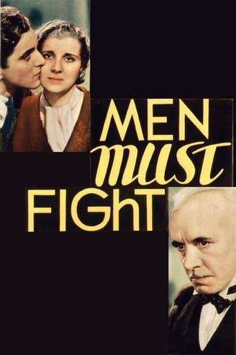 Poster of Men Must Fight