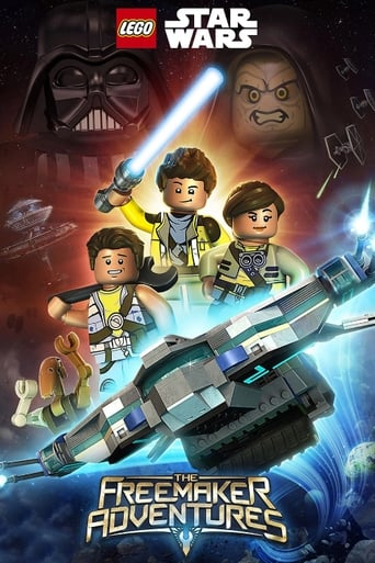 Poster of Lego Star Wars: Las aventuras de los Freemakers