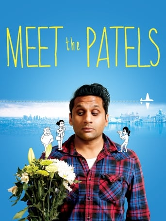 Poster of Meet the Patels