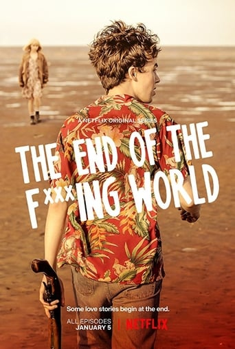 Suknisto pasaulio pabaiga / The End of the F***ing World (2017) 1 Sezonas
