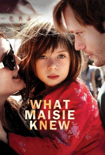 Poster of What Maisie Knew