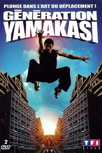 Poster of Generation Yamakasi