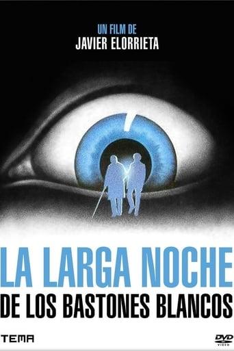 Poster of La larga noche de los bastones blancos