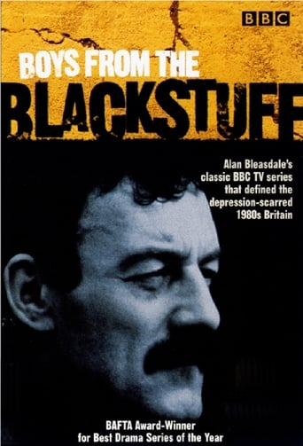 Poster of Boys from the Blackstuff