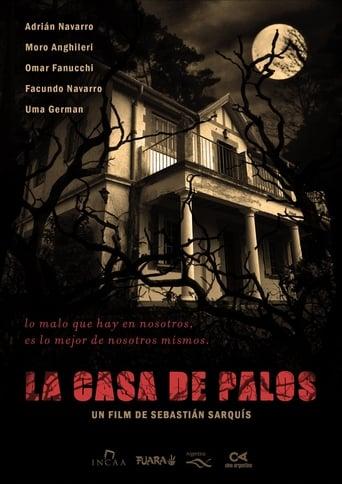 Poster of La casa de palos