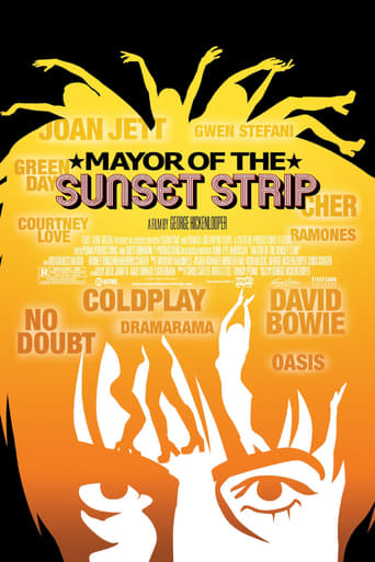 Poster of Mayor of the Sunset Strip