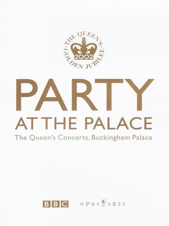 Poster of Party at the Palace: The Queen's Concerts, Buckingham Palace