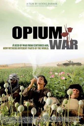 Poster of Opium War
