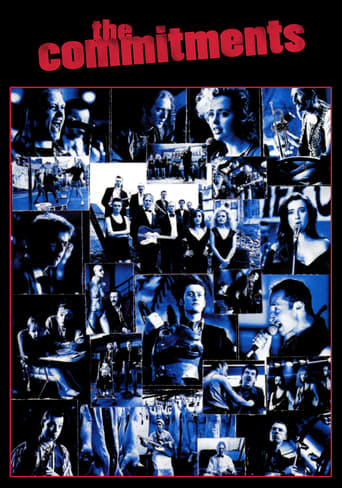 Poster of The Commitments