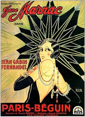 Poster of Paris-béguin