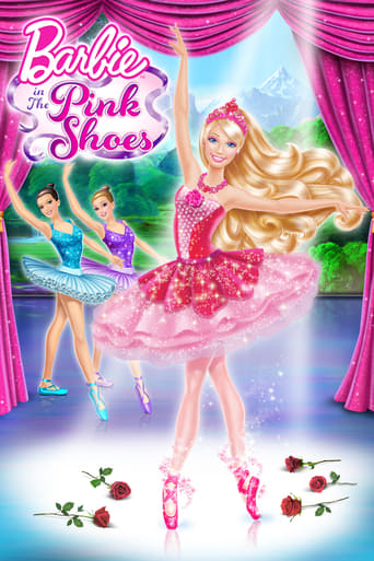 Poster of Barbie in the Pink Shoes