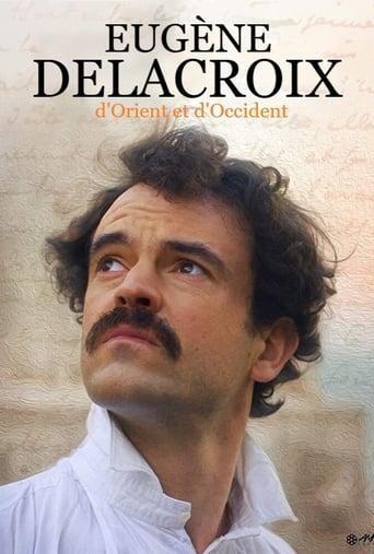 Poster of Delacroix, d'orient et d'occident
