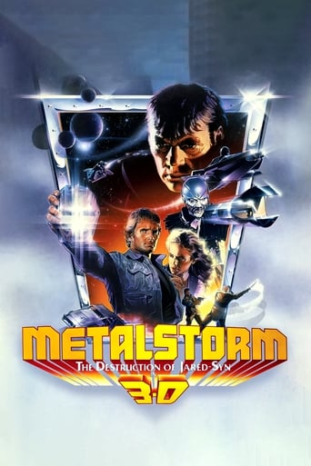 Poster of Metalstorm: The Destruction of Jared-Syn