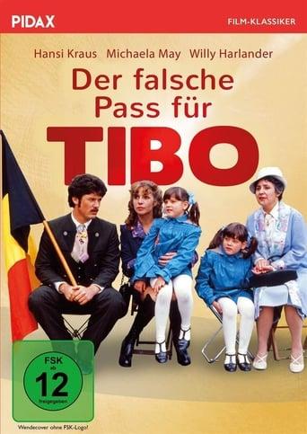 Poster of Der falsche Pass für Tibo