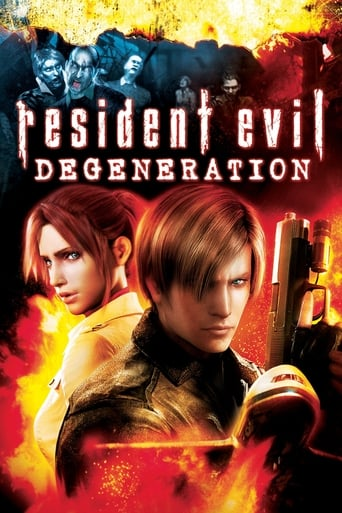 Poster of Resident Evil: Degeneration