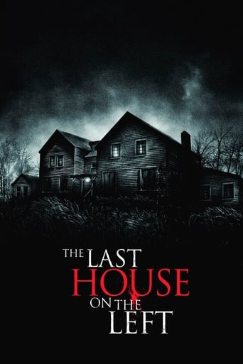 Filmplakat von The Last House on the Left