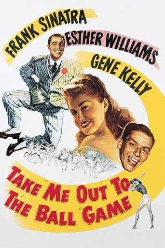 Poster of Take Me Out to the Ball Game