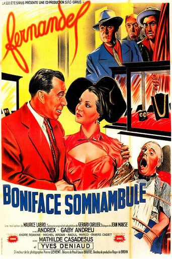 Poster of Boniface somnambule