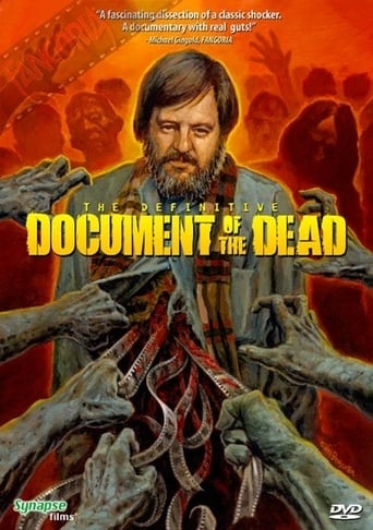 Poster of The Definitive Document of the Dead
