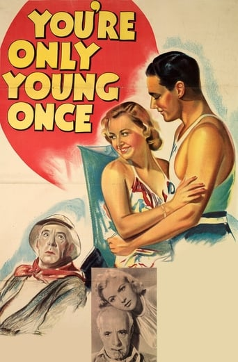 You're Only Young Once poster