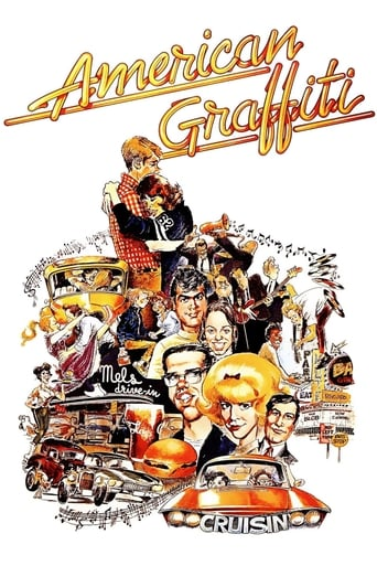Poster of American Graffiti
