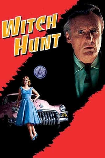 Poster of Witch Hunt