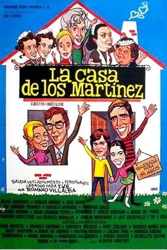 Poster of La casa de los Martínez