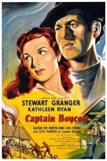 Poster of Captain Boycott