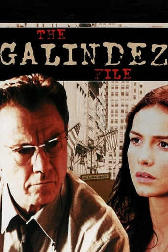 Poster of El misterio Galíndez