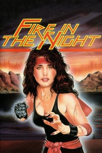 Poster of Fire in the Night