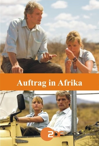 Poster of Auftrag in Afrika