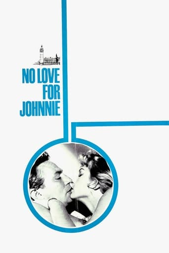 Poster of No Love for Johnnie
