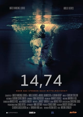 Poster of 14,74 oder Das Streben nach Mittelmäßigkeit