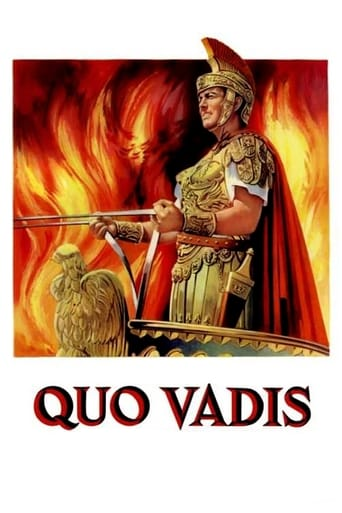 Poster of Quo Vadis