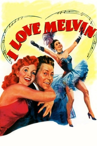 Poster of I Love Melvin