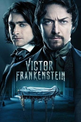 Poster of Victor Frankenstein