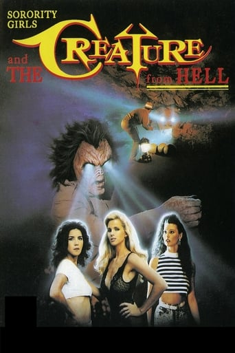 Poster of Sorority Girls and the Creature From Hell
