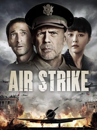 Filmplakat von Air Strike