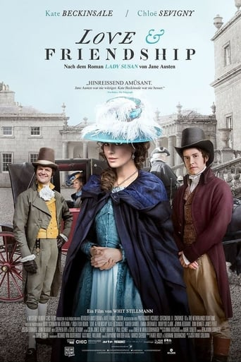Filmposter von Love & Friendship