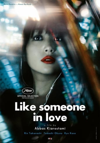 Poster of Like Someone in Love