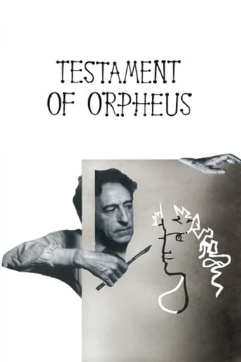 Poster of Testament of Orpheus