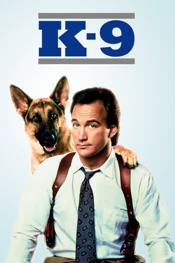 Poster of K-9